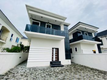 Brand New 5 Bedrooms Fully Detached Duplex with Bq and a Fitted Kitchen, Ikota Villa Estate, Ikota, Lekki, Lagos, Detached Duplex for Rent