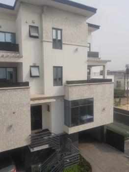 Luxury, Sophisticated and  Fully Serviced 4 Bedroom Terrace, Chevron, Lekki Expressway, Lekki, Lagos, Terraced Duplex for Rent