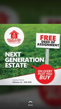 Land, Gracias Next Generation Estate, Akodo Ise, Ibeju Lekki, Lagos, Residential Land for Sale