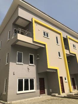 Newly Built 3 Bedroom Terraced Duplex, By Lekki 2nd Toll Gate, Lekki, Lagos, Terraced Duplex for Rent