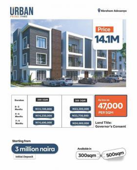 Estate Land, Urban Prime 3 Estate, Ogombo, Ajah, Lagos, Residential Land for Sale