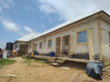 4 Unit Room and Parlor Self Contained with 2 Bedroom, Kwamma Area Nigerantenna Junction, Suleja, Niger, House for Sale