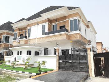 Massive 4 Bedroom Semi Detached House, Behind Mega Chicken  Restaurant, Ikota Villa Estate, Ikota, Lekki, Lagos, Semi-detached Duplex for Sale