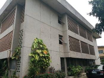 a Strategically Located  Building Consisting of 3 (nos) 5 Bedroom Flat, Ola Ayinde Road, Off Mobolaji Bank Anthony Way, Ikeja, Lagos, Block of Flats for Sale