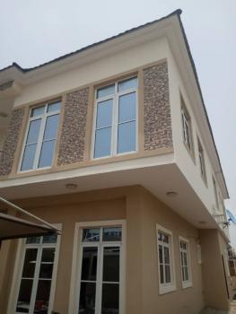 4 Bedroom Semi Detached Duplex with Bq, Chevron, Lekki, Lagos, Semi-detached Duplex for Rent
