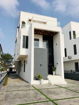 Smart 5 Bedroom Luxury Fully Duplex with Bq, Cinema & Pool+ac, Victory Park Estate, Osapa, Lekki, Lagos, Detached Duplex for Sale