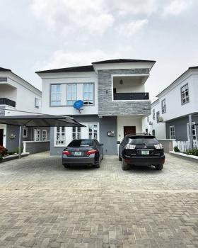 Brand New 4 Bedroom Fully Detached Duplex, 2nd Toll Gate By Orchid Hotel Road, Lekki Phase 2, Lekki, Lagos, Detached Duplex for Rent