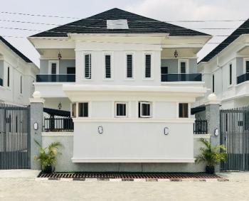 Classic 4 Bedroom Luxury Semi Detached with a Staff Quarter + Solar, Chevron Second Tollgate By Orchid Hotel Road, Lafiaji, Lekki, Lagos, Semi-detached Duplex for Sale