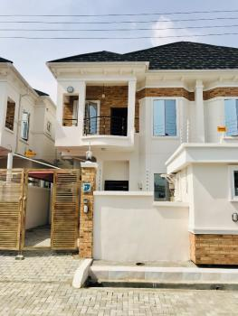 Exquisite 4 Bedroom Luxury Semi Detached Duplex with a Staff Room, Chevron Second Tollgate Off Orchid Hotel Road, Lafiaji, Lekki, Lagos, Detached Duplex for Sale