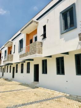 Tastefully Built 3 Bedroom Luxury Terraced  Duplex with a Staff Room, Chevron Second Tollgate Off Orchid Hotel Road, Lekki, Lafiaji, Lekki, Lagos, Terraced Duplex for Sale