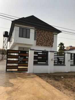 Newly Built 4 Bedroom Detached Duplex, All Rooms En-suite, Omole Phase 2, Ikeja, Lagos, Detached Duplex for Sale