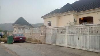 4 Bedroom Semi Detached Duplex with Bq, Katampe Extension, Katampe, Abuja, Semi-detached Duplex for Rent