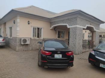 3 Bedroom Bungalow, Penthouse Estate, Pyakasa, Lugbe District, Abuja, Detached Bungalow for Sale