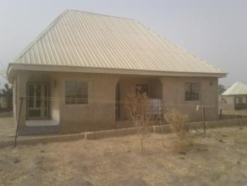Three Bedroom Bungalow, Behind Corners Lodge, Karu, Nasarawa, House for Sale