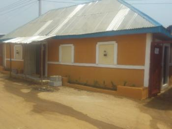 a Comfortable One Room Self Contained and a Shop, Hope for Survival Orphanage Road, Kado, Abuja, House for Sale