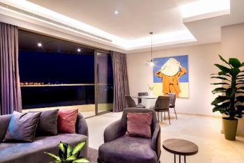 The Renaissance Three (3) Bedroom Apartment (elite Edition), Eko Atlantic City, Victoria Island (vi), Lagos, Flat Short Let