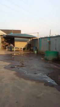 Car Wash in a Good Location, Iju Road, Agege, Lagos, Commercial Property for Rent