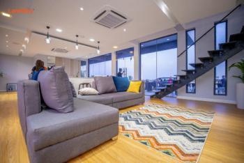 Threee Bedroom with Excellent Facilities, Along Abraham Adesanya Road, Ajah, Lagos, Semi-detached Duplex for Sale