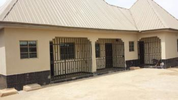 New 3 Unit of 2 Bedroom and 4 Units of Self Contained, Kurudu, Abuja, House for Sale