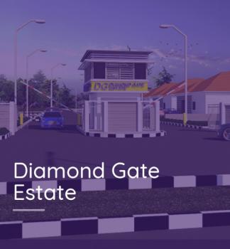 Land, Diamond Gate Estate, Ado-ekiti Along Ikere-ado Road, Fagbohun Area., Ado-ekiti, Ekiti, Residential Land for Sale