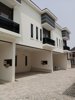 Brand New 4 Bedroom Terrace Duplex, Ikota Villa Estate, Behind Mega Chicken ., Ikota, Lekki, Lagos, Terraced Duplex for Rent