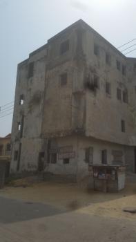 Fully Detached Building Suitable for Hotel, School, Hospital, Graceland Estate, Ajah, Lagos, House for Sale