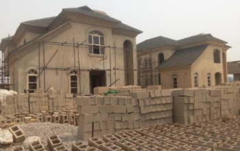 Newly Built 5 Bedroom Detached House, Peace Abode Court, Opic, Isheri North, Ogun, Detached Duplex for Sale
