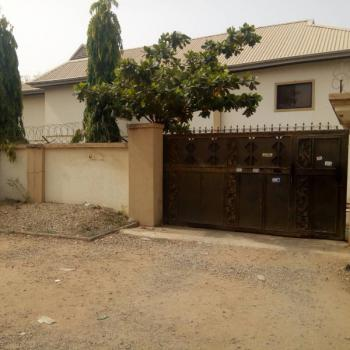 4 Bedroom Duplex with 5rooms Bq Sitting on 2400sqm, Wuse Zone 2, Zone 2, Wuse, Abuja, Detached Duplex for Sale