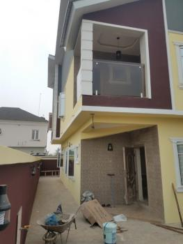 4 Bedroom Semi Detached Duplex with a Bq, Opic, Isheri North, Lagos, Semi-detached Duplex for Sale