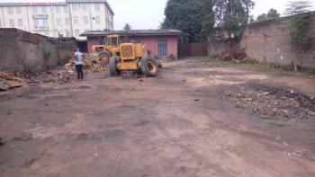 Fenced Commercial Property, Ahmadiya Bus Stop Along Lagos-abeokuta Expressway Lagos State, Ijaiye, Lagos, Commercial Property for Sale