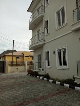 Luxury 3 Bedroom Serviced Apartment, Gated Area, Idado, Lekki, Lagos, Flat for Rent