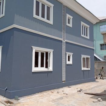 Newly Built 4 Nos 3 Bedroom Flats, All Ensuiite, Seaside Estate, Badore, Ajah, Lagos, Flat for Rent