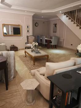 Fully Furnished 4 Bedroom Terrace House, Olori Mojisola Onikoyi Estate, Old Ikoyi, Ikoyi, Lagos, Terraced Duplex for Rent