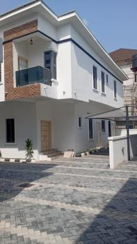 Luxury 4 Bedroom Duplex with Excellent Facilities, Southern View Estate By Chevron Tollgate, Lekki, Lagos, Semi-detached Duplex for Sale