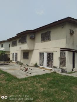 4 Bedroom Detached House Plus 2 Rooms Bq with Enough Parking Space, Off Sanusi Fafunwa Steet, Victoria Island (vi), Lagos, Detached Duplex for Rent
