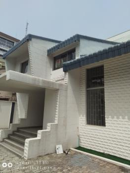 a Detached House Purposely Built for Commercial Use with 2 Rooms Bq, Victoria Island (vi), Lagos, Detached Duplex for Rent
