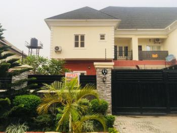 Fully Furnished and Serviced 4 Bedrooms Duplex with 2 Rooms Bq, Duboyi, Abuja, Semi-detached Duplex for Sale