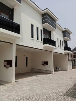 4bedroom Terrace Duplex with a Bq, Ikota, Lekki, Lagos, House for Rent