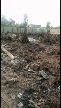a Fenced Dryland, Happyland Estate, Olokonla, Ajah, Lagos, Residential Land for Sale