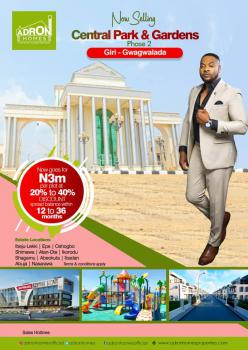 Land, Central Park and Gardens Giri, Giri, Gwagwalada, Abuja, Mixed-use Land for Sale