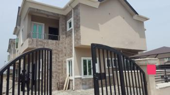 4 Bedroom Semi Detached Duplex, Diamond Estate Phase 1, Sangotedo, Ajah, Lagos, Semi-detached Duplex for Rent