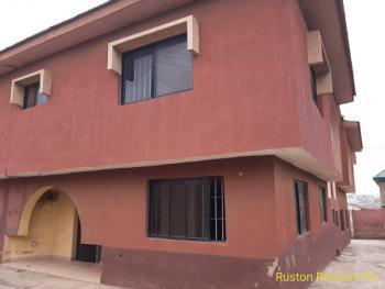 4 Bedroom Duplex, Baptist Church Road Opposite Foodco Akobo, Akobo, Ibadan, Oyo, Semi-detached Duplex for Rent