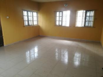 a Luxury 2bedroom Flat Upstairs with 2toilets and 2baths, Floor Tiles,, an Estate Off College Bus Stop, Ogba, Ikeja, Lagos, Flat for Rent