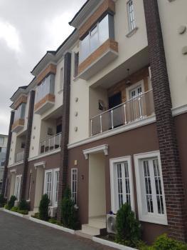 Luxurious Newly Built 4 Bedroom Terrace Duplex with Bq, Oniru, Victoria Island (vi), Lagos, Terraced Duplex for Rent