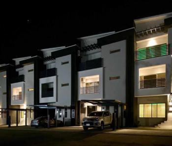 Luxury 4 Bedroom Terrace Duplex, Jabi, Jabi, Abuja, Terraced Duplex for Sale