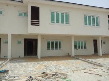 Lovely 4 Bed Terrace, Buy & Do The Finishing Yourself for Taste, Meridian Park Estate, Awoyaya, Ajah, Lagos, Terraced Duplex for Sale