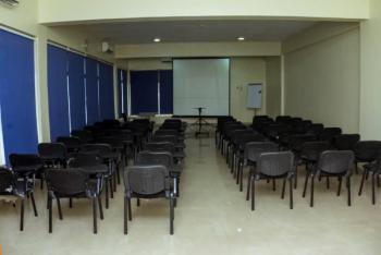 Midel Center Training Room and Board Room, Plot 14 Off Oladipo Diya Way, Gudu, Abuja, Office Space Short Let