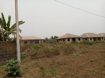Uncompleted Twobedroo Flat on Full Plot of Land, Agbowa, Ikorodu, Lagos, Detached Bungalow for Sale