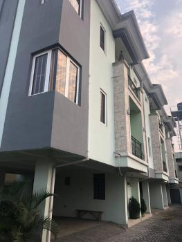 Brand New&tastefully Finished 3 Bedroom Terrace Duplex with a Room Bq, Off Ogunlana Drive, Surulere, Lagos, Terraced Duplex for Sale