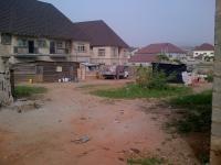 Fenced 1400 Square Metre Land, , Gwarinpa, Abuja, Land For Sale